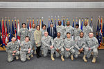 Army Reserve soldiers meet member of famed Tuskegee Airmen 150208-A-GI418-069.jpg