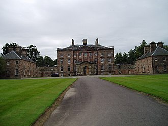 Carrington, Midlothian - Arniston House