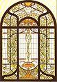 Arnold Lyongrün, Vorlage für ein Fenster im Jugendstil (Berlin und New York 1900).jpg