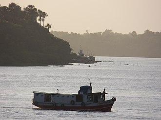 Marajó Archipelago Environmental Protection Area - Image: Arquipélago do Marajó