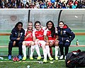 Arsenal Ladies Vs Bayern Munich (24731703390).jpg