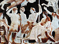Arte romana, gran cammeo della ste chapelle con esaltazione della dinastia giulio-claudia, 23 dc ca. 04.JPG