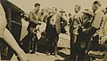Arthur Butler and crowd beside the Comper Swift aeroplane G-ABRE, 1931.jpg