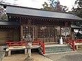 Ashiinaba shrine, Tokushima.jpg
