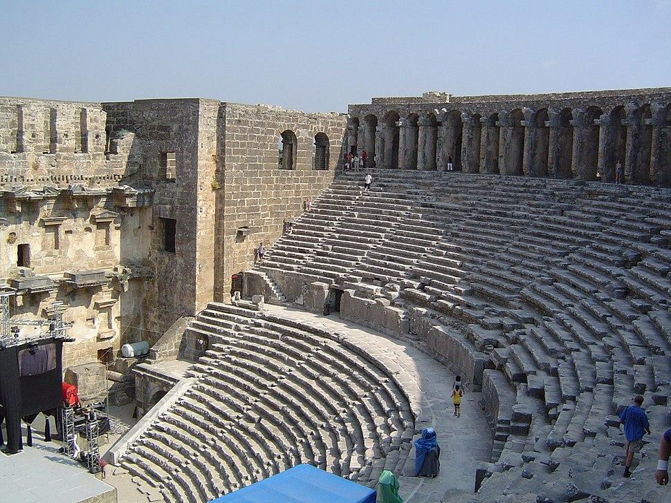 Aspendos 2004-10