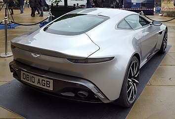 Aston Martin Db10 Wikipedia