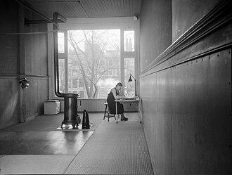 Trude Guermonprez - Trude Jalowetz in Amsterdam (1937)