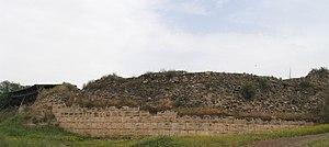 Ruine von Chastellet, 2008