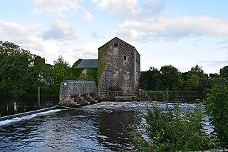 Athlone North Barony in Connacht, Republic of Ireland
