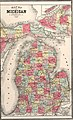 Atlas of Genesee County, Michigan - containing maps of every township in the county, with village and city plats, also maps of Michigan and the United States, from official records. LOC 2007633516-34.jpg