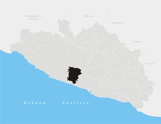 Atoyac de Álvarez (municipality) - Image: Atoyac de Álvarez