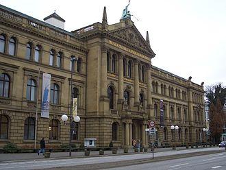 Museum Koenig - Image: Außenfassade des Museums Koenig in Bonn