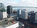 Auckland, Nueva Zelanda (desde piso 21) - panoramio.jpg