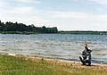 Augustow, Necko lake, czerwiec 2001.jpg