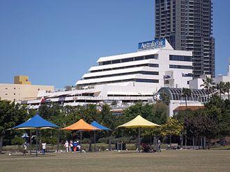 Australia Fair Shopping Centre - Upper level offices, 2015
