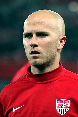 Michael Bradley (soccer) - Bradley in 2013