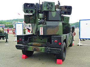 Avenger Air Defense System Right Rear View 20111009.jpg