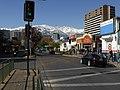 Avenida Irarrázaval, en la comuna de Ñuñoa, en Santiago de Chile.jpg
