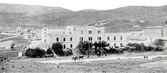 Kamenné obezděné vězení