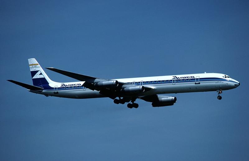 800px-Aviaco_DC-8-63_EC-BMY_ZRH_May_1981