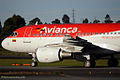 Avianca Airbus A318 N594EL (6156489352).jpg