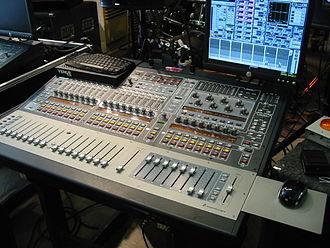 Venue (sound system) - SC48 in a warehouse shop