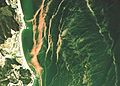 Awaji island Algal blooms Aerial Photograph.JPG