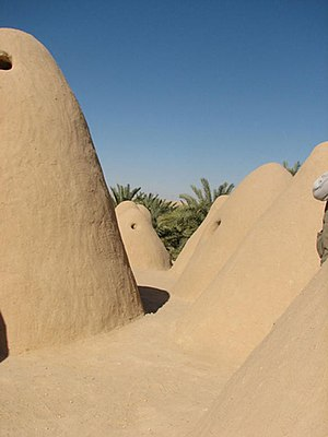 Libya - The Atiq Mosque in Awjila is the oldest mosque in the Sahara.