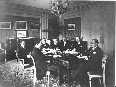 Azerbaijani delegation in Paris.jpg