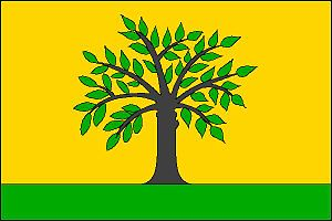 Bílov (Nový Jičín District) - Image: Bílov NJ flag