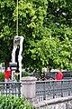 Bürkliplatz - Demontage 'Maman' 2011-07-28 20-23-02.jpg