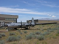 "B-29A Superfortress ""Haggitys Hawg"" (3800127563).jpg"