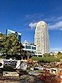 BB&T Tower and Wachovia (Wells Fargo) Center, Winston-Salem, NC (49031208117).jpg