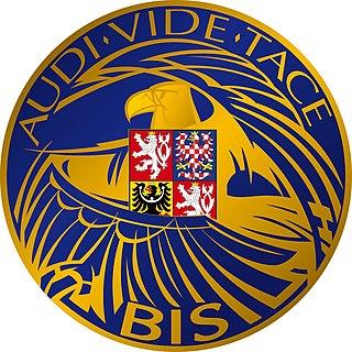 Intelligence agency of the Czech Republic