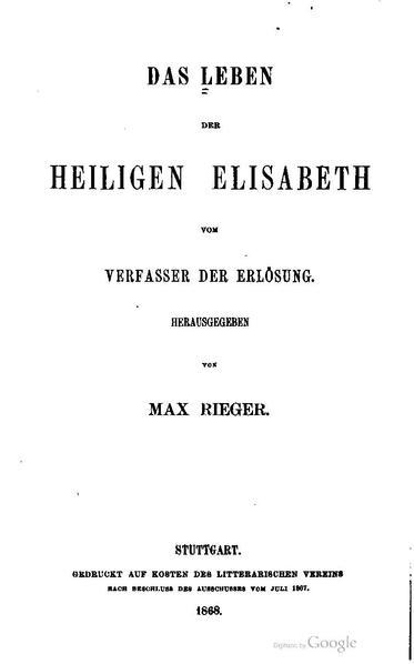 File:BLV 090 Das Leben der Heiligen Elisabeth.pdf