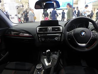 BMW 1 Series (F20) - Interior