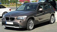 BMW X1 front-1 20100718.jpg