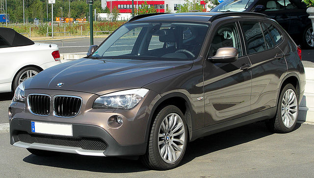 bestand bmw x1 front 1 wikipedia. Black Bedroom Furniture Sets. Home Design Ideas