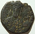 BYZANTINE EMPIRE, CONSTANTINE VII (HOLY ROMAN EMPEROR) 913-919 -FOLIS a - Flickr - woody1778a.jpg