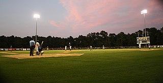B.F.C. Whitehouse Field Baseball venue in Harwich, Massachusetts
