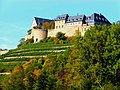 Bad Münster am Stein-Ebernburg – die Ebernburg von Osten. Einst Sitz von Franz von Sickingen - panoramio.jpg