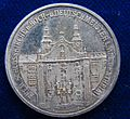 Bad Mergentheim, Baden- Württemberg Silver Medal. Reverse only..jpg