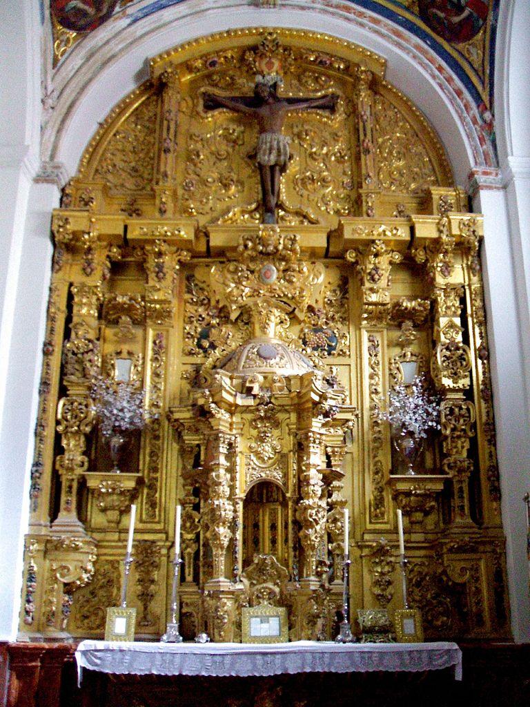 Archivo:Baeza - Catedral, Capilla del Sagrario 1.jpg - Wikipedia, la enciclop...