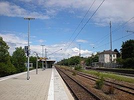 Haar railway station