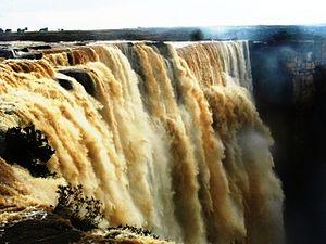 Bahuti Falls - Bahuti Falls