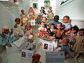 Baigneurs dolls, Musée du jouet de Colmar.JPG