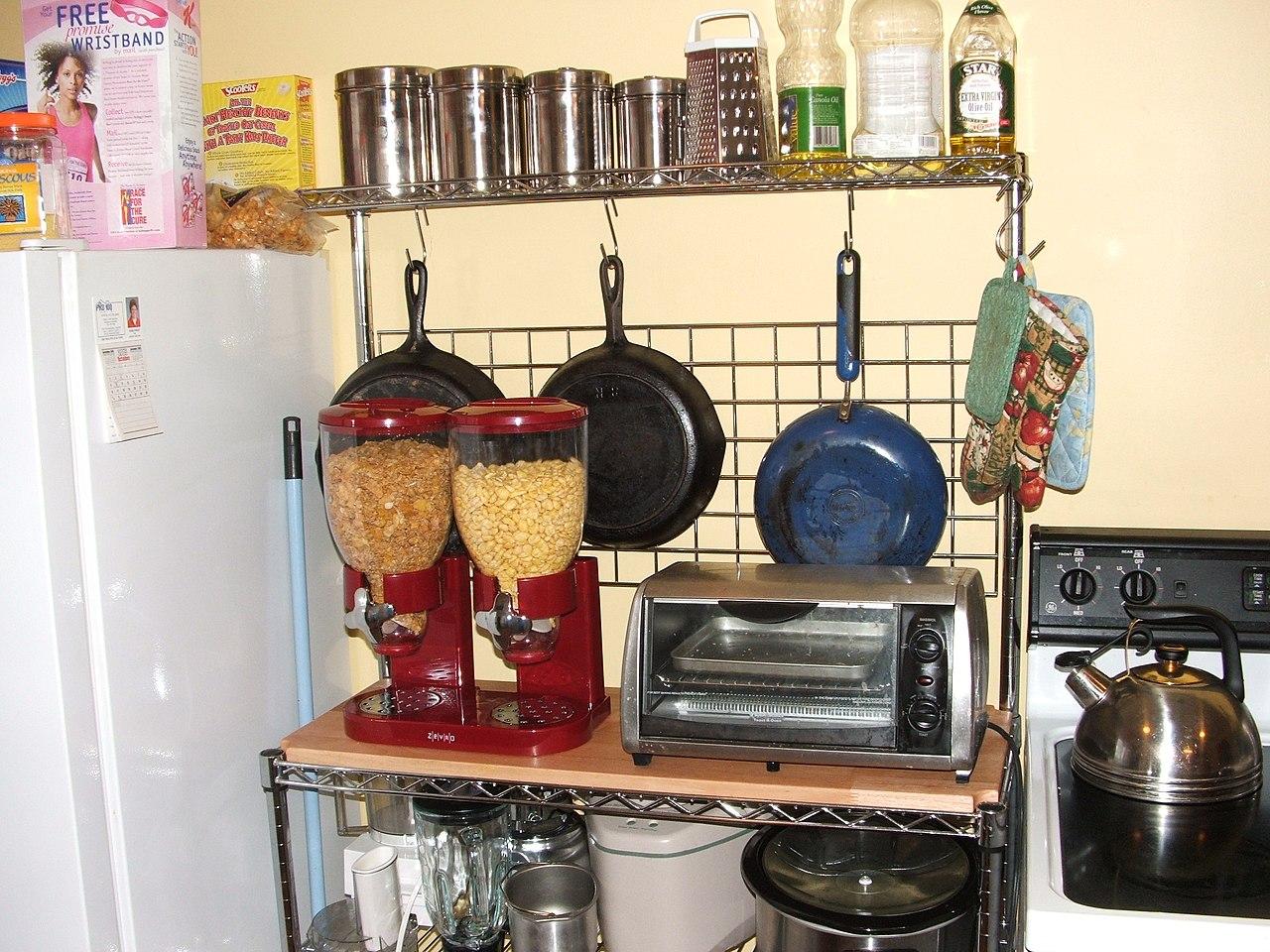File:Bakers rack (108932697).jpg - Wikimedia Commons