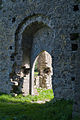 Ballybeg Priory St. Thomas Doorway from Nave to Cloister 2012 09 08.jpg