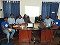 Bangalore 1-Odia Wiki Meetup2.JPG
