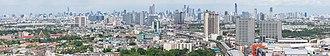 Phasi Charoen District - Image: Bangkok Pano